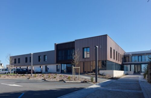 Centre Hospitalier, Crozon (29)
