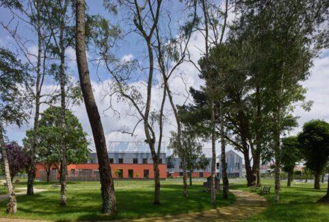EHPAD Les Marronniers, Hôpital de Château-Gontier (53)