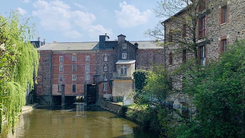 Moulins Atelier Des Loges