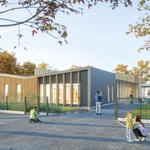 École Notre-Dame, Cesson-Sévigné (35)